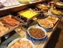 地元食材を多く使った和食中心のご朝食バイキング♪