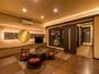 2018年オープン★畳は琉球畳でモダンな寛ぎの空間に。80平米の広々室内はすべてフラットな設計!