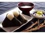 お米の美味しさ際立つ魚沼産こしひかりおにぎり朝食です!