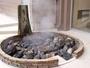 中庭にある源泉青山湯では源泉蒸しがお楽しみ頂けます♪
