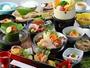 【中岳膳】夕食のご当地メインを3種類から選べます♪こちらは『大阿蘇赤鶏のつみれ鍋・〆は蕎麦を入れて』