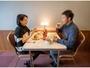 ラウンジは飲食の持ち込みや備え付けのキッチンでお料理も楽しめます♪