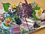 【レストラン】伊豆近海で獲れた新鮮な海の幸…『伊勢海老と地魚の刺身盛』