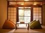 【和室/10畳+4.5畳】ゆったりタイプの和室は最大6名様までご利用可能です。