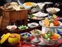 特別室『あずさ』『ひのき』朝食(和定食)イメージ