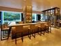 リストランテ カフェ チリエージョ。夜はバーとしてもご利用いただけます。