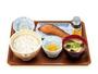 朝食の一例(すき家)