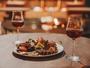 那須高原の新鮮な食材を中心とした料理をブッフェスタイルでどうぞ。アルコールも飲み放題