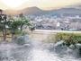 展望露天風呂&PH8.4のトロトロ温泉