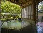 *客室露天風呂(一例)/那須高原の自然豊かな景観を眺めながら、贅沢な湯浴みのひと時を。