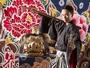 【加賀獅子舞】毎晩21:30より加賀百万石の伝統芸能「加賀獅子舞」をスタッフが披露します
