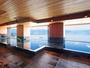 【温泉展望浴場】14階から信州の雄大なパノラマが広がります