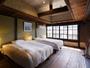 ONAE 105【4名定員】41平米8帖和室とベッドルームの洋間がある客室です。