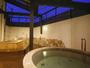 ◆女性露天風呂は湯舟が3つございます◆