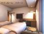 ツインルームイメージ 20平米 ベッド幅110cm 3名利用可