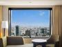 23階-34階、高層フロアの客室からは札幌の街並みを一望できます。