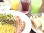 ■レストラン『デニーズ』ご朝食例(洋食)