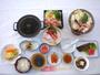*【夕食一例/スタンダードプラン】季節に合わせた食材に舌鼓。