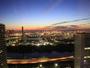 16階ロビーから見える東京ベイエリア