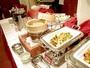 和洋朝食バイキングは30種以上のメニューをご用意!