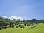 標高550m 阿蘇の麓 北外輪山を一望できるリゾートホテルです