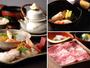 最高ランクの佐賀牛A5や玄海・有明の鮮魚など、佐賀を感じる彩と味わいをお楽しみ下さい!