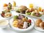 洋食コーナーイメージ 和洋ブッフェは嬉しい約40種類。