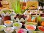 ファインダイニング朝食(イメージ)