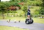 体重の移動だけで簡単に操作ができるセグウェイ!宮古島で体験できるのはここだけ!