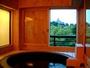 猿沢池・五重塔を眺望できる展望風呂♪夜(18:00-22:00)は幻想的に猿沢池・五重塔がライトアップされます。
