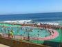 【7月中旬-8月中旬】石花海の目の前には『稲取池尻海浜プール』