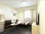 【シングルルーム】ベッドサイズ_120cm×196cm Wi-Fi接続可 加湿機能付き空気清浄機完備