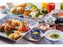 【楽しみになる朝食】1日の始まりを素敵な朝から始めるために。豊富な品揃えでご用意しております。