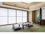 富士山側露天風呂付客室12.5畳+TW