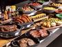 BYOSな朝食を!様々な種類のパンと約70種類のメニューアイテム