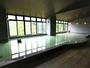 大浴場になります。こちらからも鬼怒川の景色を見ることができます