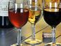 3色グラスワイン