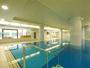 *【アクアクラブ】宿泊者利用無料!全長18mの温水プール。オールシーズンご利用いただけます。