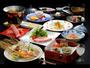 【米沢牛】宿特選の米沢牛をメインに山形の旬の味覚をお楽しみください。