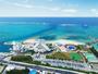 環境省水質調査より最高「AA」ランクと判定されたビーチが目の前!