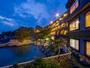 堂ヶ島の海の絶景が楽しめる温泉宿。西伊豆町ふるさと感謝券利用可