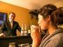 講師としてきき酒師の育成指導を行える講師の資格を持つ、日本酒のソムリエがいる日本唯一の宿です。
