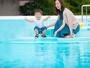 【ガーデンプール】夏の涼しい水遊びをどうぞ。(夏期限定/水着ご持参)