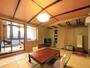 【海側】半露天 和室10畳/1間(49平米)