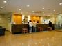 フロントは24時間体制でお客様をお待ちいたしております。