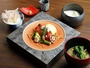 【和朝食】手作りの出来立て豆腐、温かいだし巻き卵など、京都の食材を使用しています。(イメージ)