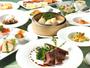 メイン黒毛和牛ディナー♪お魚料理に変更可能☆嬉しいメインが選べるディナーブッフェを堪能!