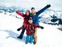*【スキー】<NASPAスキーガーデン(12-4月頃迄/徒歩0分)>家族で楽しめるスキー専用ゲレンデ