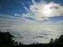 津別峠展望台からの屈斜路湖雲海(6月-10月)