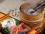男鹿名物 石焼料理特殊な石を用いた男鹿でしか味わえない漁師料理を是非味わって!
